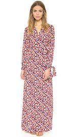 Sonia by Sonia Rykiel Floral Wrap Dress at Shopbop