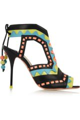 Sophia Webster Riko Cutout Sandals at Net A Porter