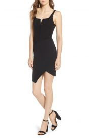 Soprano Body-Con Dress in Black at Nordstrom