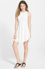 Soprano Lace Skater Dress at Nordstrom