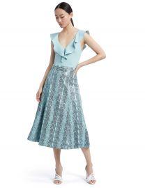Sosie Midi Skirt at Alice + Olivia