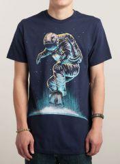 Space Grind Tshirt at Threadless