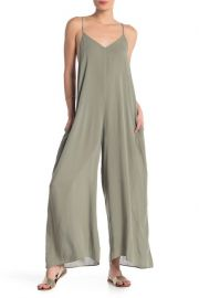Spaghetti strap jumpsuit at Nordstrom Rack