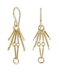 Spark Earrings by Peggy Li at Peggy Li