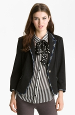 Spencers black blazer by Gibson at Nordstrom