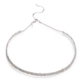 Spike Accented Choker Necklace at Alexis Bittar