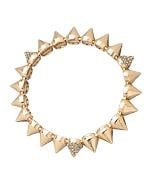 Spike bracelet by Blu Bijoux at Max & Chloe