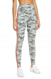 Spiritual Gangster Camo Essential High Waist Leggings   Nordstrom at Nordstrom