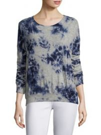 Splendid - Tie Dye Sweatshirt at Saks Fifth Avenue