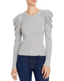 Splendid Allston Puff-Sleeve Sweater Women - Bloomingdale s at Bloomingdales