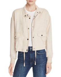 Splendid Austin Cropped Jacket Women - Bloomingdale s at Bloomingdales