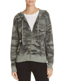 Splendid Camo Hoodie  Women - Bloomingdale s at Bloomingdales