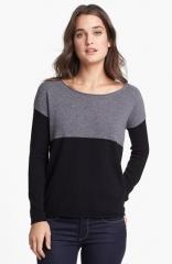 Splendid Colorblock Sweater at Nordstrom