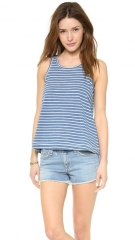 Splendid Indigo Dye Tank at Shopbop