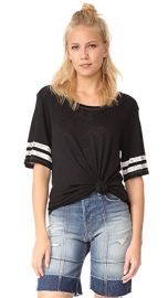Splendid Roller Rugby Stripe Tee at Shopbop