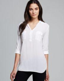 Splendid Shirt - Pocket Henley at Bloomingdales