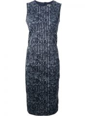 Sportmax and39chantaland39 Fitted Dress - Genevieve at Farfetch