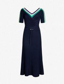 Sportswear stretch-knit midi dress at Selfridges