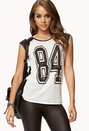 Sporty 84 Top at Forever 21