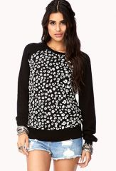 Spot On Leopard Sweater at Forever 21