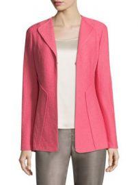 St  John - Hannah Wool-Blend Jacket at Saks Fifth Avenue