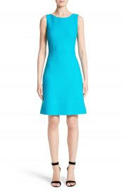 St  John Collection Clair Knit A-Line Dress at Nordstrom