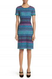 St  John Collection Ellah Knit Dress   Nordstrom at Nordstrom