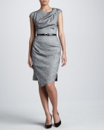 St Donegal dress by Michael Kors at Neiman Marcus
