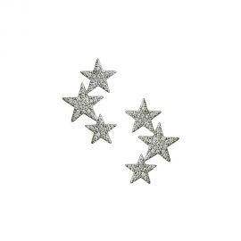 Star Cluster Earrings by Jennifer Miller at Jennifer Miller