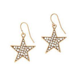 Star Earrings at J. Crew