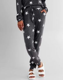 Star Print Brushed Knit Jogger by Fornia at Buckle