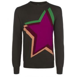 Star Sweater at Paul Smith