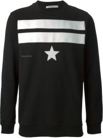 Star Sweater by Givenchy at Farfetch