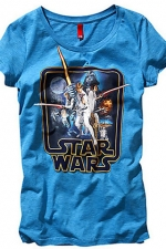 Star Wars tee from H and M at H&m