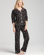 Star pajamas at Bloomingdales like on New Girl at Bloomingdales