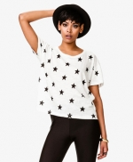 Star print tee at Forever 21 at Forever 21