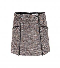 Starck Tweed Skirt by Veronica Beard at My Theresa