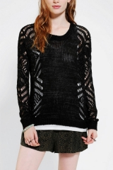 Staring at Stars Open Stitch Sweater at Urban Outfitters