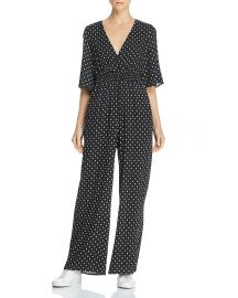 Starry Night Printed Jumpsuit at Bloomingdales