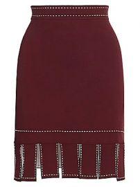 Staud - Turret Hem Skirt at Saks Fifth Avenue