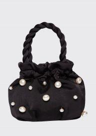 Staud Grace Pearly Bag at Bergdorf Goodman