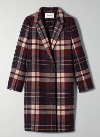 Stedman Coat by Babaton at Aritzia
