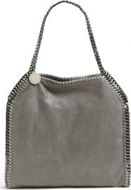Stella McCartney   x27 Small Falabella - Shaggy Deer  x27  Faux Leather Tote   Nordstrom at Nordstrom