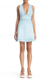 Stella McCartney  Anne  Denim Dress at Nordstrom