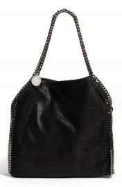 Stella McCartney  Small Falabella - Shaggy Deer  Faux Leather Tote at Nordstrom
