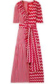 Stella McCartney Gabrielle Silk Dress at Net A Porter