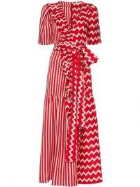 Stella McCartney Silk Gabrielle Maxi Dress - Farfetch at Farfetch