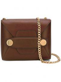 Stella Popper Shoulder Bag by Stella McCartney at Farfetch