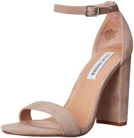 Steve Madden Women s Carrson Dress Sandal at Amazon