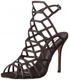 Steve Madden Women s Slithur Dress Sandal at Amazon